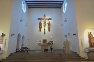 St. Mariä Heimsuchung Altar