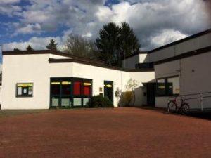Bücherei St. Martinus Außenansicht