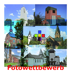 Kirchen im Seelsorgebereich Fotowettbewerb