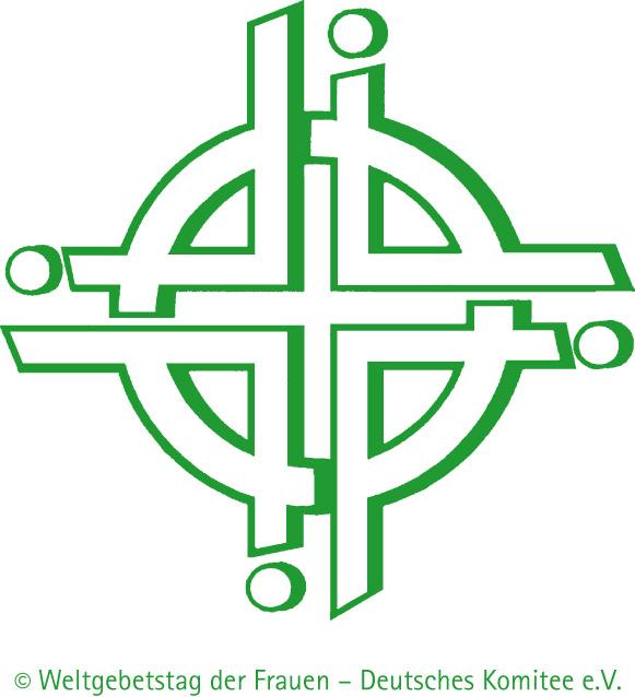 Logo Weltgebetstag der Frauen,