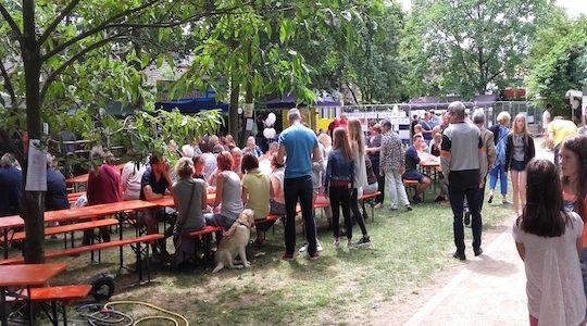 Gemeindefest 2017 in Sankt Augustinus Menden