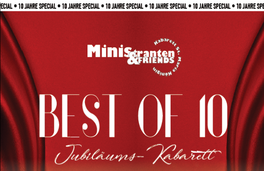 """Best of 10"" Plakat"