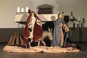 Krippenstation 2. Advent