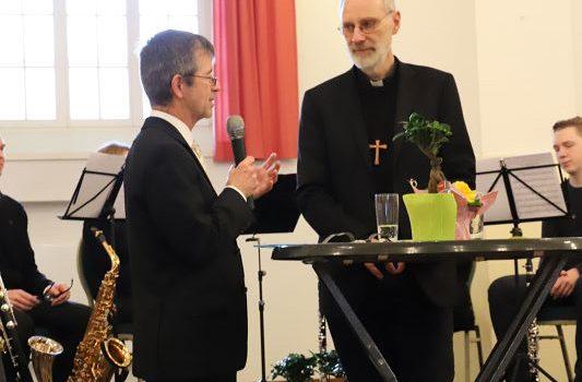 Neujahrsempfang des Seelsorgebereichs und Eröffnung der Visitation