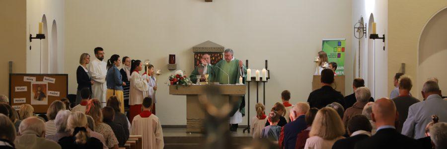 Herzlich Willkommen in Sankt Augustin!
