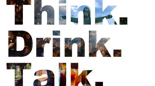 Einladung zum THINK.DRINK.TALK