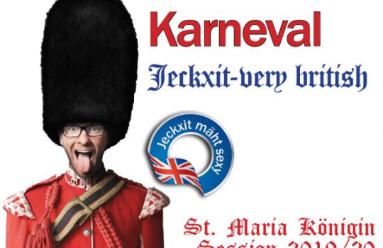 Sankt Augustin Alaaf! – Karneval in St. Maria Königin