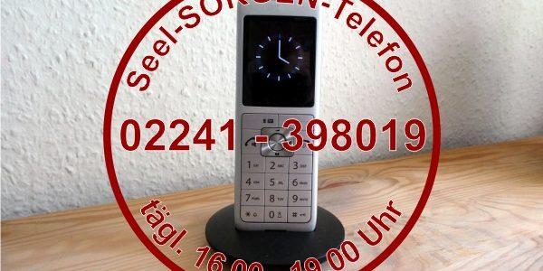 Seel-SORGEN-Telefon für Sankt Augustin