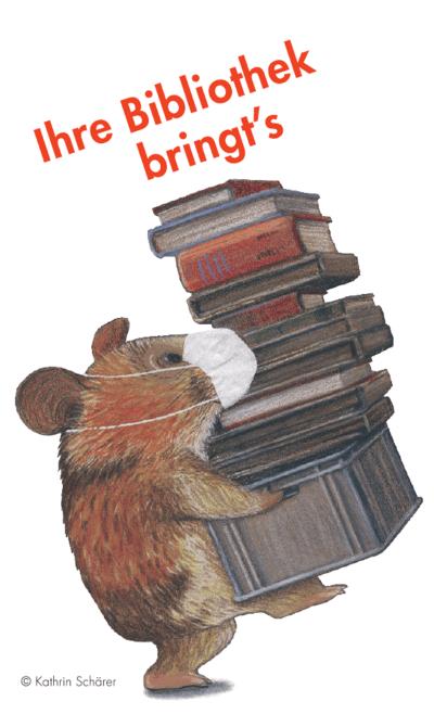 Hamster - Ihre Bibliothek bringt's