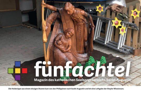 Weihnachten 2020 fünfachtel – Magazin des katholischen Seelsorgebereichs Sankt Augustin