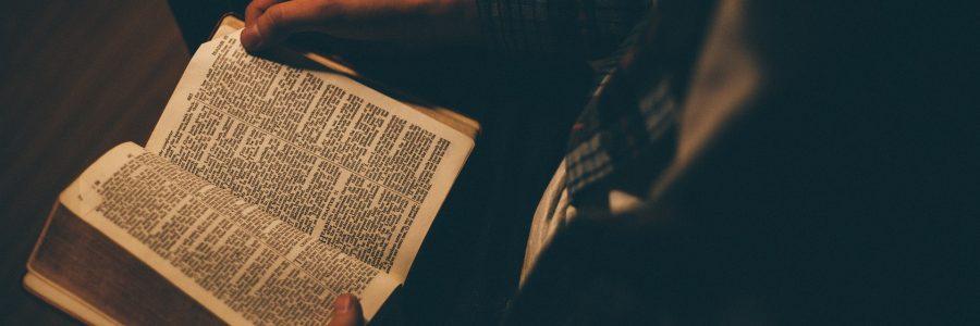 Eine Corona-Bibel für den Seelsorgebereich
