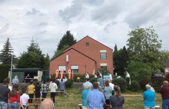 Fronleichnam in Mülldorf