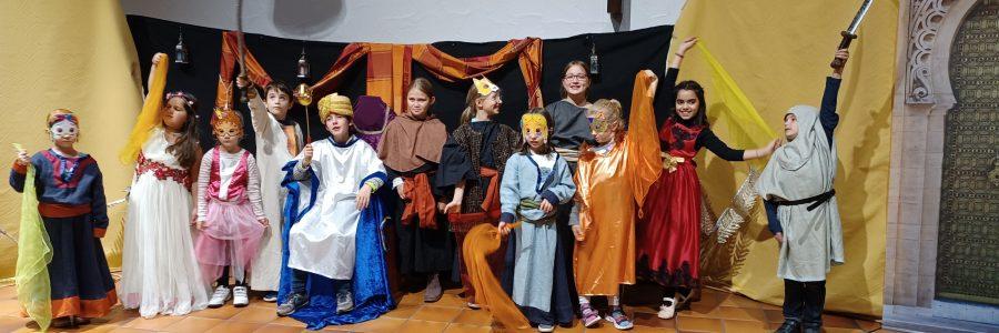Ökumenische Kinderbibeltheaterwoche