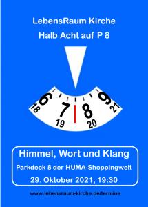 Halb Acht Auf P8 - Himmel, Wort und Klang
