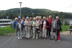 Ausflug Kloster Nonnenwerth
